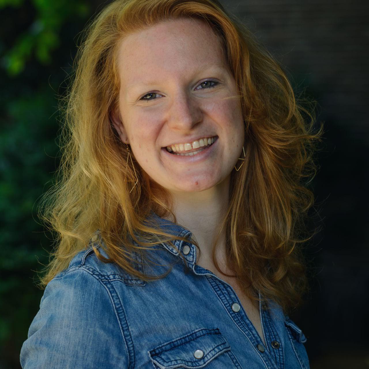 Esther Verloop, Fotografe Wieke Kramer